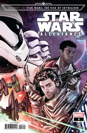 Star Wars - Allegiance 3 Issues