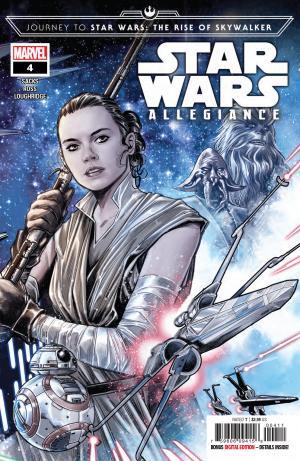 Star Wars - Allegiance # 4 Issues