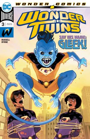 Wonder Twins # 3 Issues