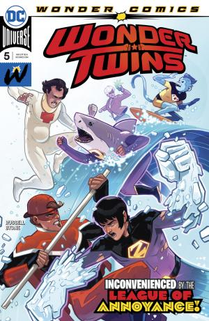 Wonder Twins # 5 Issues