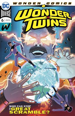 Wonder Twins # 6 Issues