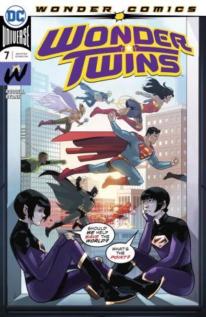 Wonder Twins 7