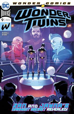 Wonder Twins 9