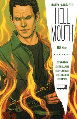 Hellmouth (Buffy) 4 Issues