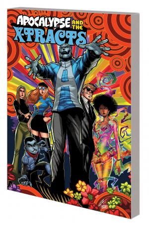 Age of X-Man - Apocalypse And The X-Tracts édition TPB