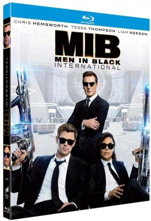 Men in Black International  simple