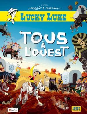 Lucky Luke - Tous à l'Ouest édition simple
