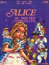 Alice au pays des merveilles (Greg) édition simple