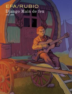 Django Main de feu  simple