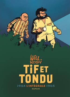 Tif et Tondu 4 Intégrale 2017