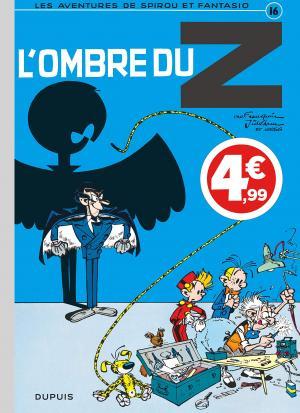 Les aventures de Spirou et Fantasio 16 simple