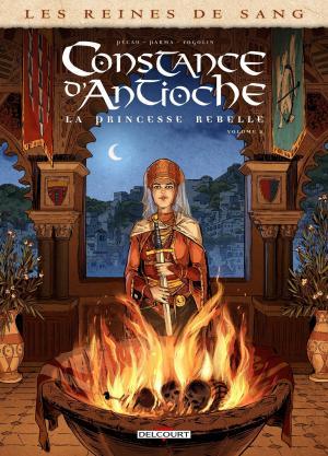 Les reines de sang - Constance d'Antioche, la princesse rebelle 2 simple