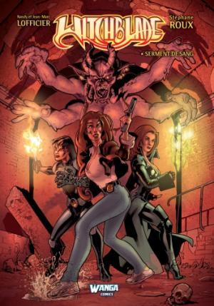 Witchblade - Serment de Sang édition TPB Hardcover (cartonnée)