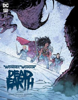 Wonder Woman - Dead Earth # 2 Issues