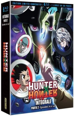 Hunter X Hunter (2011) 2 Collector limitée numérotée Blu-ray VF/VOSTF