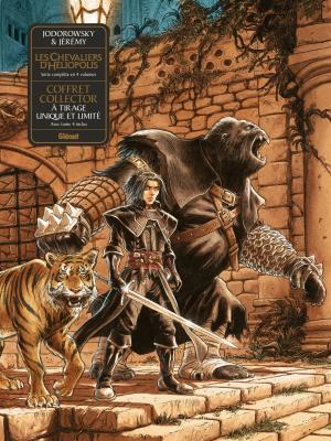 Les Chevaliers d'Héliopolis 4 coffret