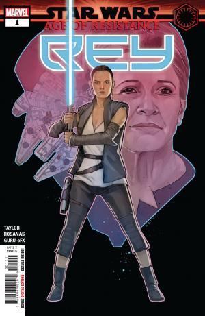 Star Wars - Age of Resistance : Rey # 1 simple