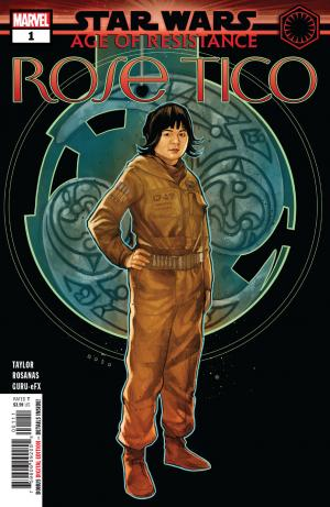 Star Wars - Age of Resistance : Rose Tico # 1 simple