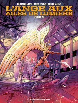 L'ange aux ailes de lumière T.2