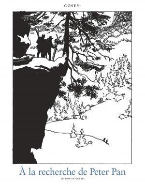 A la recherche de Peter Pan édition Edition luxe N/B