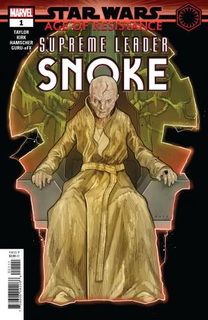 Star Wars - Age of Resistance : Supreme Leader Snoke # 1 simple