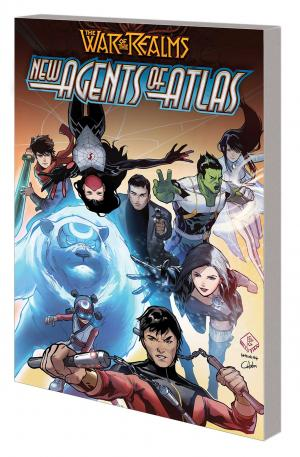 War of the Realms - New Agents of Atlas édition TPB (2019)