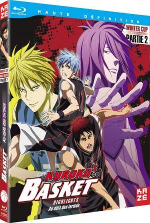 Kuroko's Basket - Films 2 Blu-ray