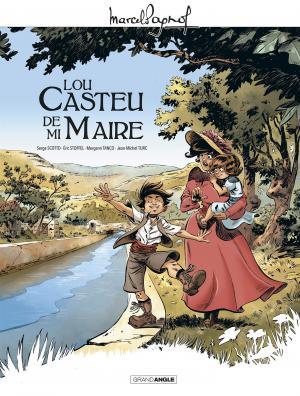 Marcel Pagnol - Le château de ma mère édition simple Provencal