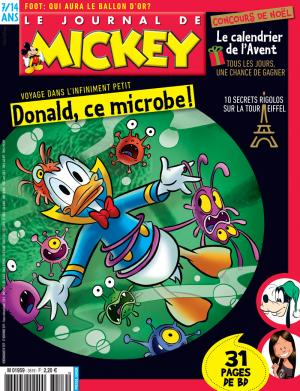 Le journal de Mickey 3519 Simple