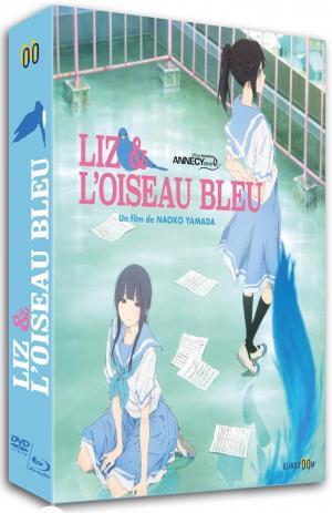 Liz et l'oiseau bleu édition Collector DVD/Blu-ray
