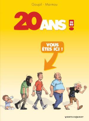 20 ans en BD édition simple