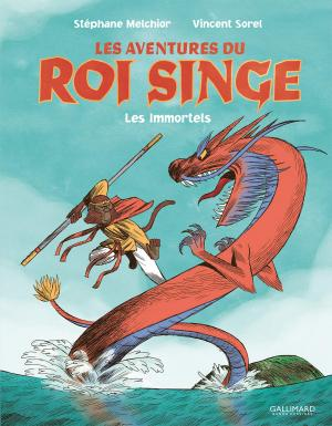 Les aventures du roi singe 1 simple