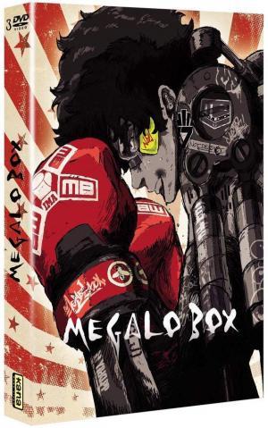 Megalo Box édition Intégrale DVD
