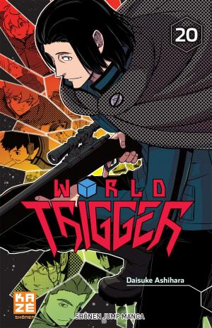World Trigger 20 Simple