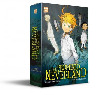 The promised Neverland édition coffret roman