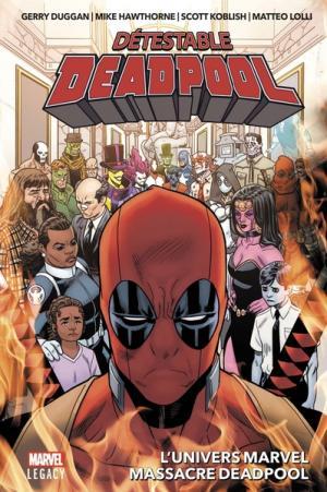 Marvel Legacy - Despicable Deadpool #3