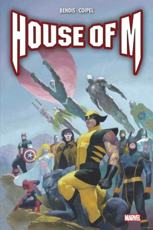 House of M  TPB Hardcover - Marvel Deluxe - Issues V1