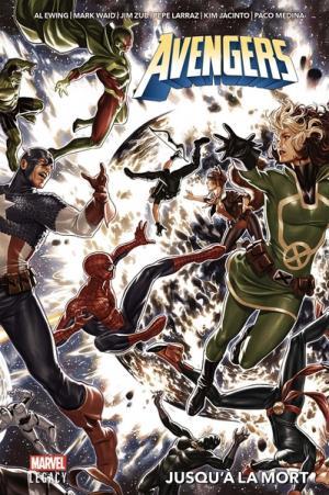 Marvel legacy - Avengers - Jusqu'à la mort 1 - AVENGERS – JUSQU'À LA MORT