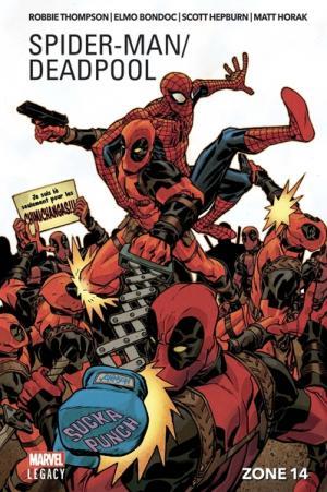 Marvel Legacy - Spider-man / Deadpool 2 TPB Hardcover (cartonnée) - Marvel Legacy