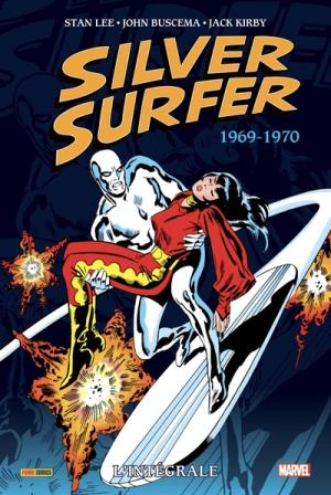 Silver Surfer 1969 TPB Hardcover - L'Intégrale