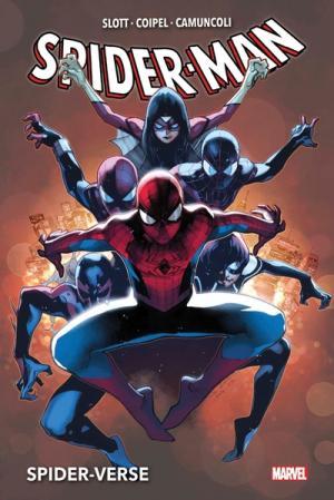 Spider-Man - Spider-Verse  TPB Hardcover (cartonnée) - Marvel Deluxe