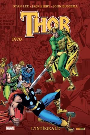 Thor 1970 TPB Hardcover - L'Intégrale