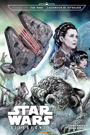 Star Wars - Allegiance édition TPB Hardcover (cartonnée)