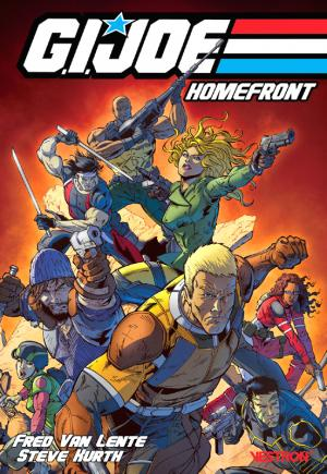 G.I. JOE - Homefront édition TPB softcover (souple)