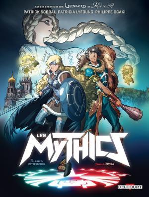 Les Mythics # 8