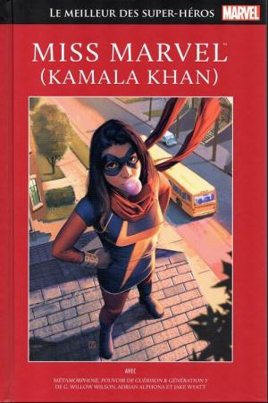 Le Meilleur des Super-Héros Marvel 98 - Miss Marvel (Kamala Khan)