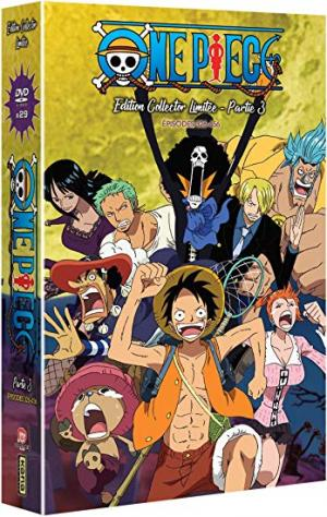 One Piece 3 limitée collector