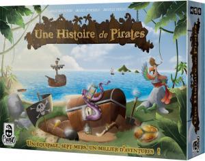 Une histoire de pirates édition simple