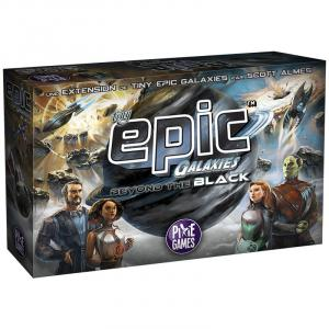 Tiny Epic Galaxies : Beyond The Black édition simple