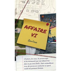 Detective : Affaire Banlieue édition simple